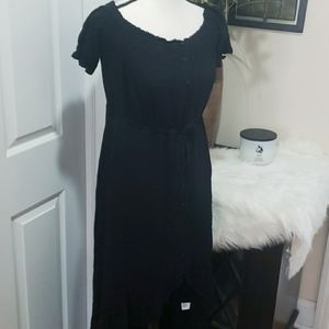 Vici high low dress - NWOT